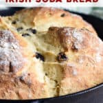 pin for Irish Soda Bread