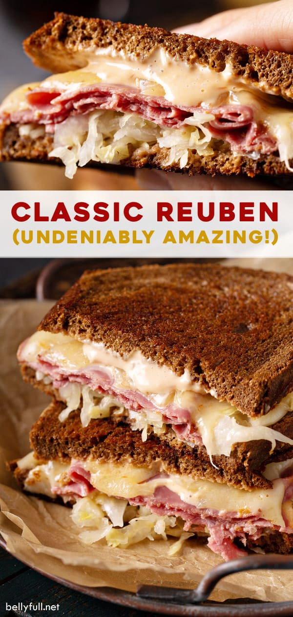 long pin for Reuben Sandwich