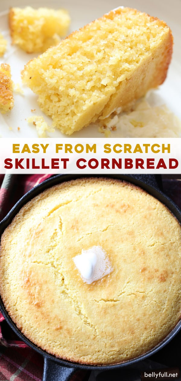 long pin for homemade skillet cornbread