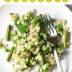 pin for Spring Vegetable Couscous