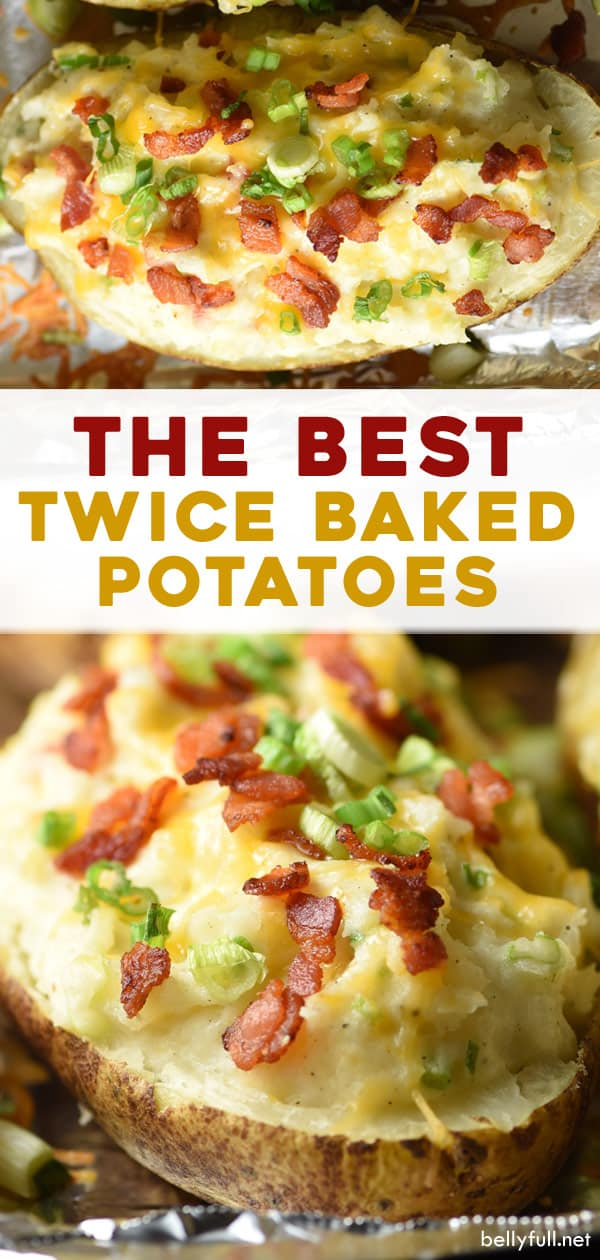 long pin for Twice Baked Potatoes
