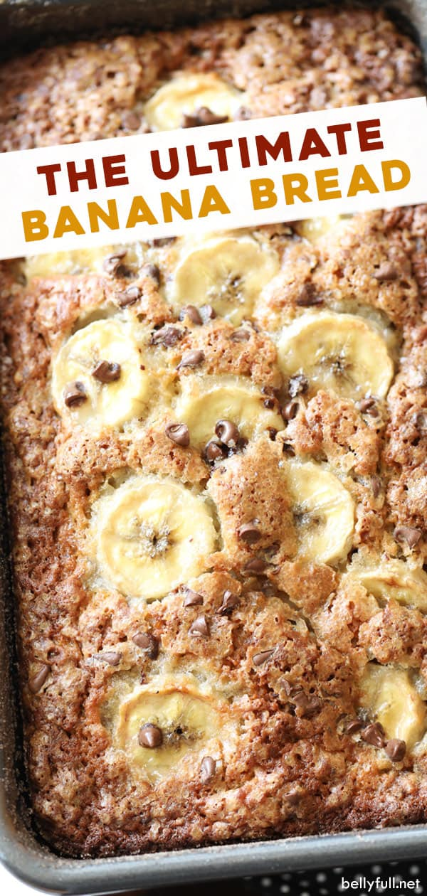 long pin for the ultimate banana bread