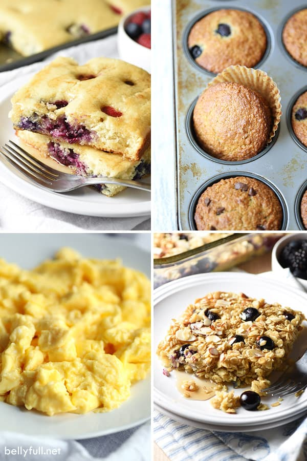 pantry recipes breakfast