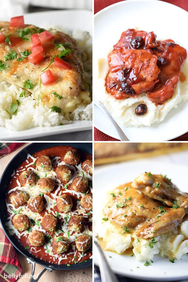 pantry recipes using chicken