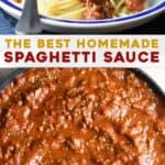 long pin for spaghetti sauce