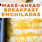 2 picture pin for breakfast enchiladas