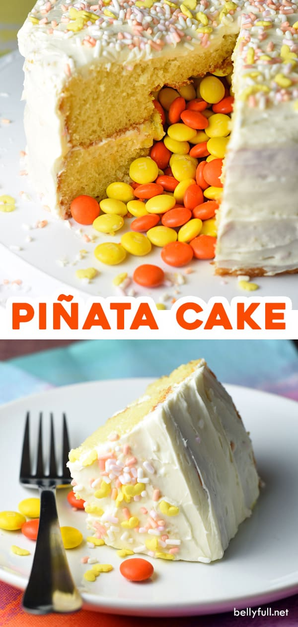 long pin for Pinata cake