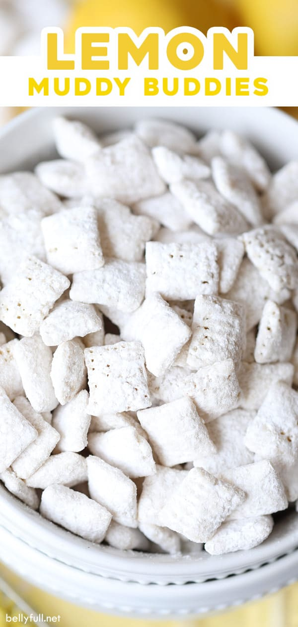 pin for lemon muddy buddies