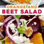 2 picture pin for orange beet salad