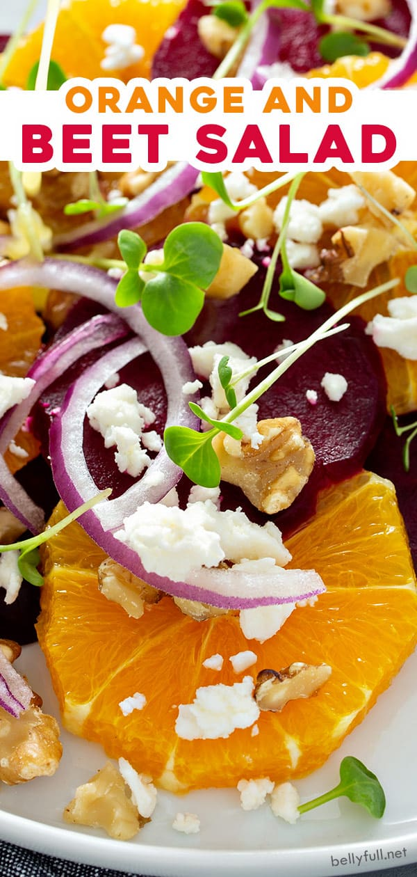 pin for orange beet salad