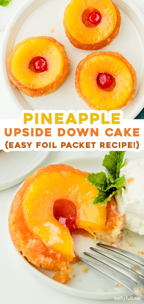 2 picture pin for Pineapple Upside Down Cake