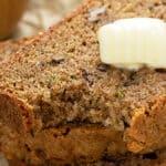 pin for zucchini bread recipe
