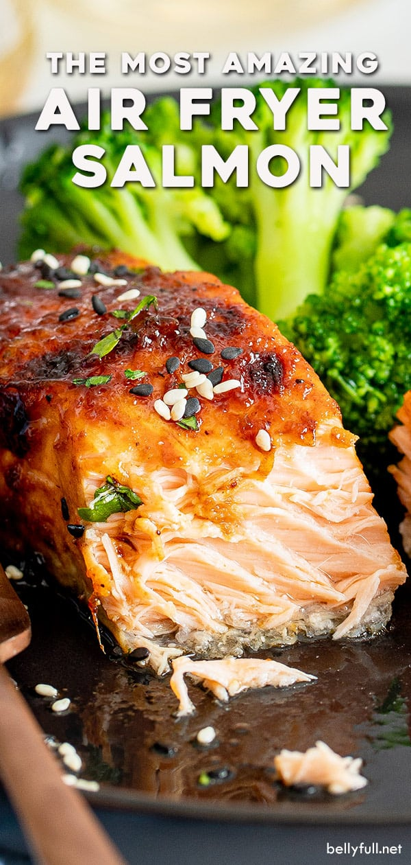 pin for air fryer salmon recipe