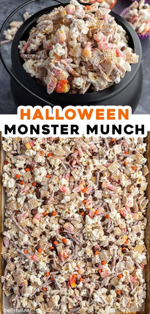 pin for Halloween Monster Munch recipe