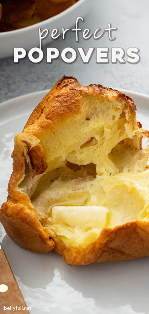 Perfect Popovers Recipe Tips And Video Belly Full