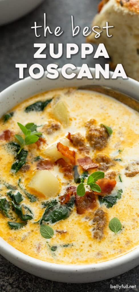 pin for Zuppa Zuppa Toscana recipe