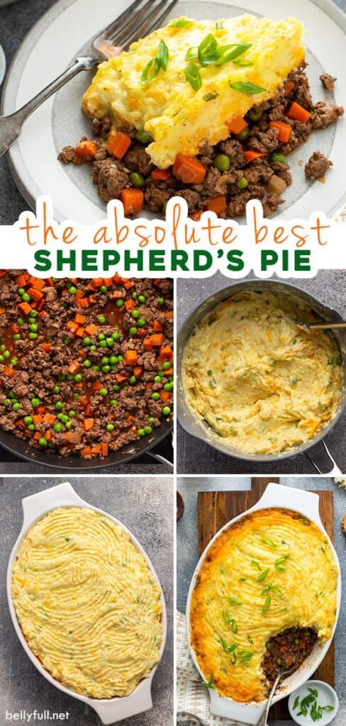 pin for shepherd's pie recipe
