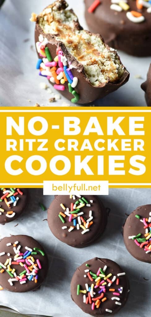 pin for ritz cracker cookies