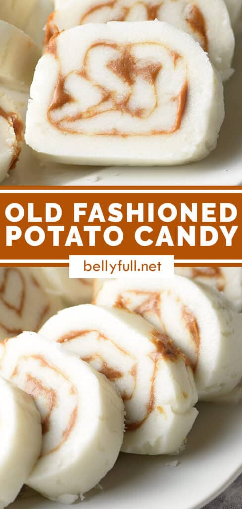 pin for Old Fashioned Potato Candy
