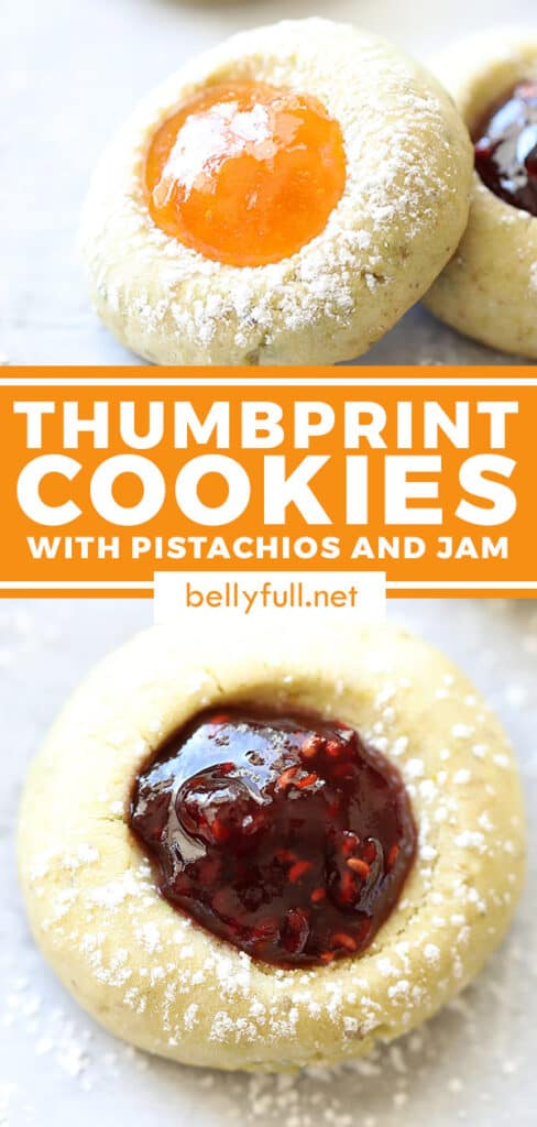 pin for thumbprint cookies