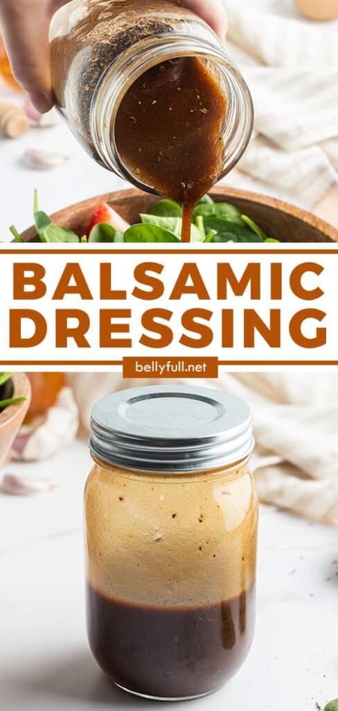 pin for balsamic dressing recipe