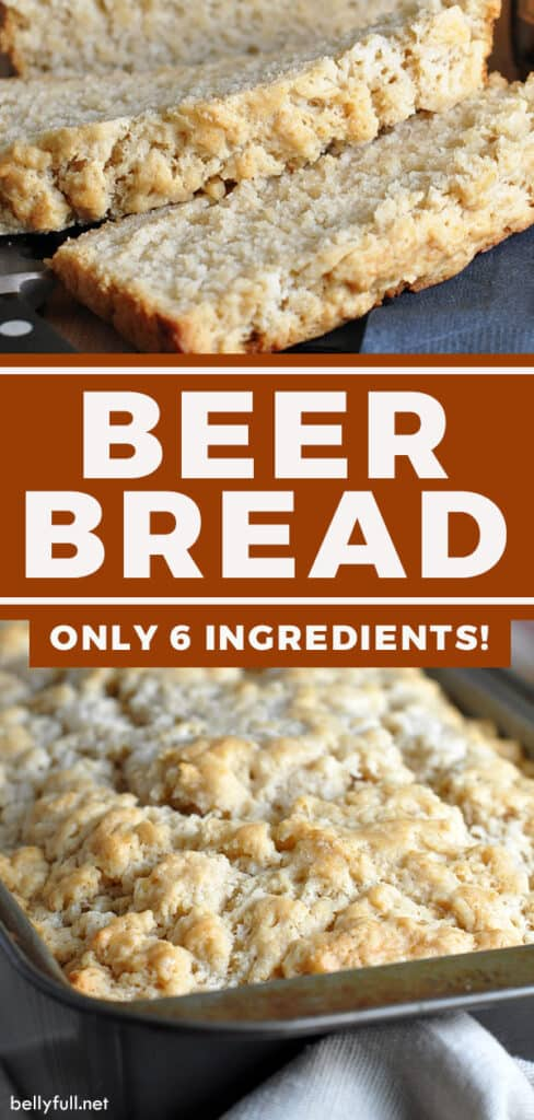 pin for beer bread recipe