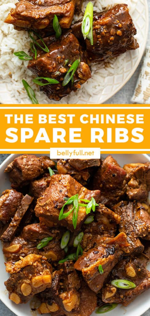 pin for Chinese spare ribs recipe