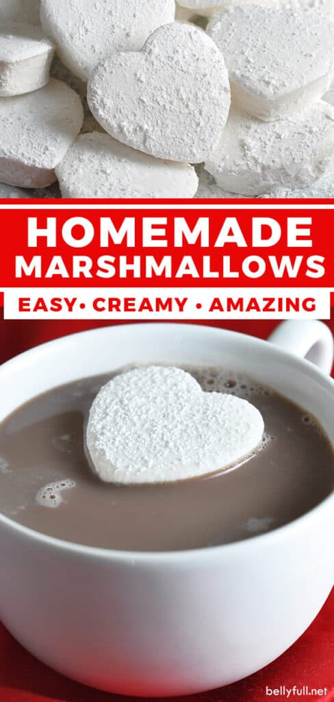pin for homemade marshmallows