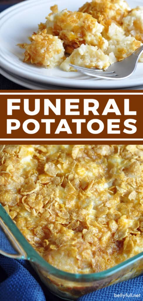pin for funeral potatoes