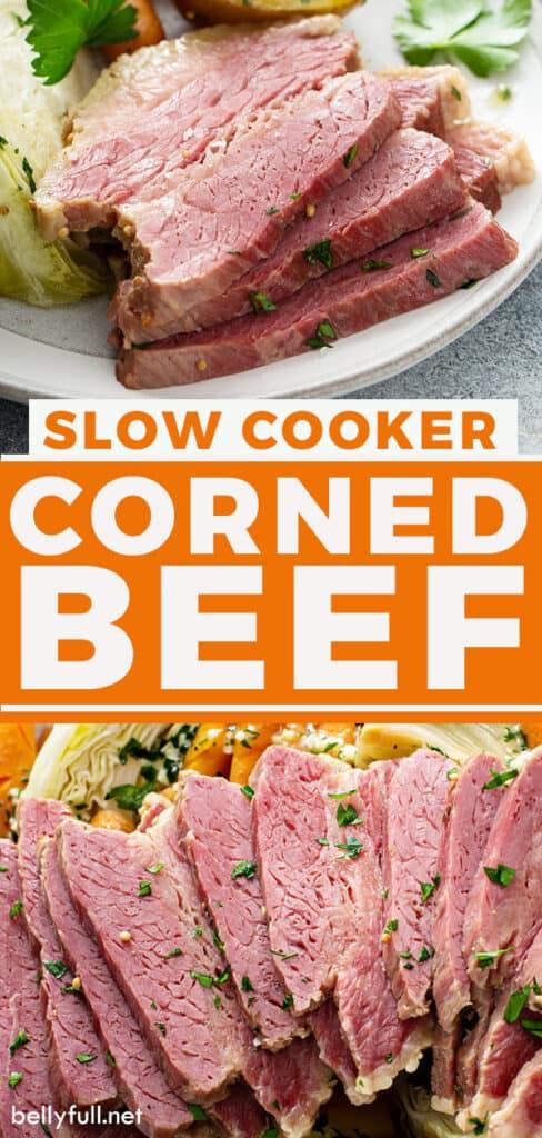 pin for crock pot corned beef
