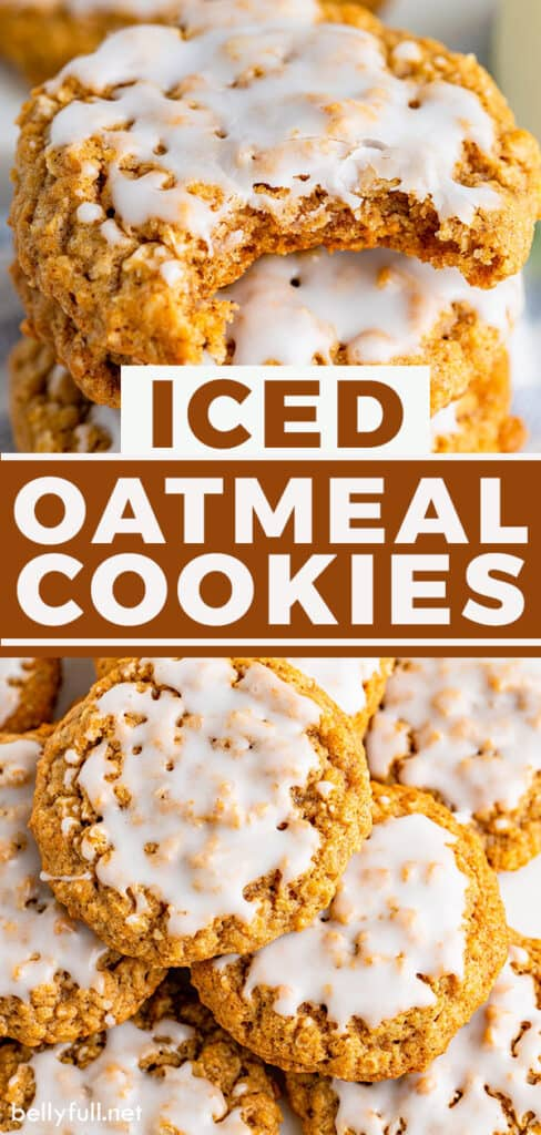 pin for ice oatmeal cookies recipe