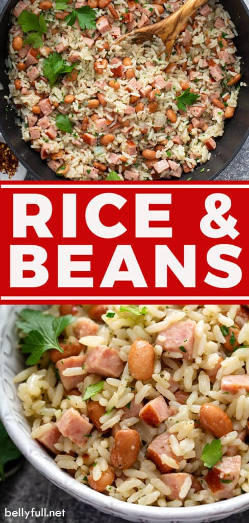 pin for rice and beans recipe