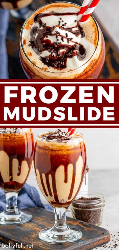 pin for frozen mudslide recipe