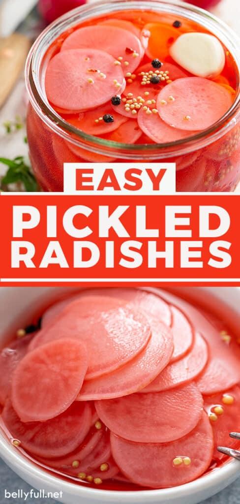 pin for pickled radish recipe