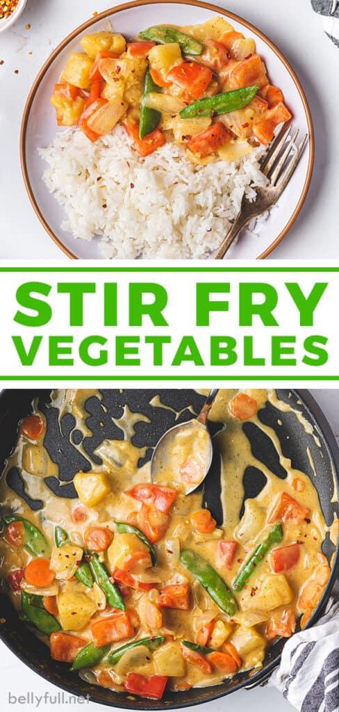 pin for stir fry vegetables recipe