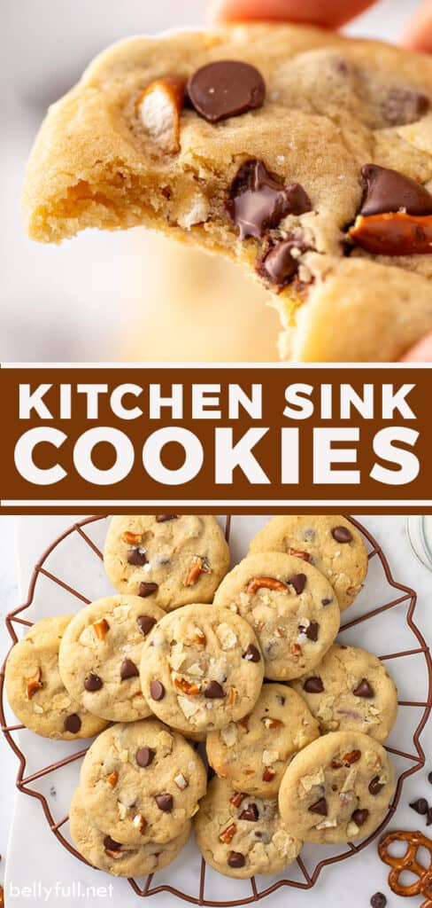 pin for kitchen sink cookies recipe