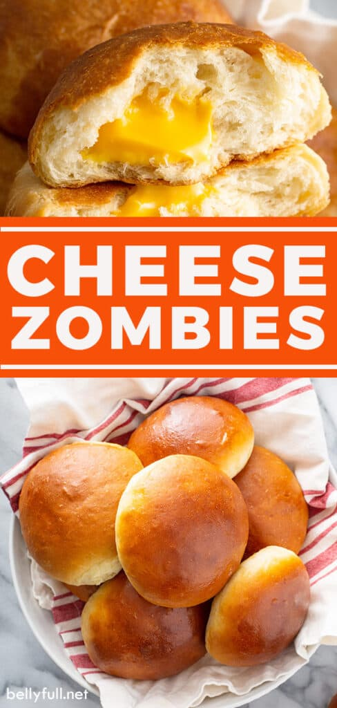 pin for cheese zombies recipe