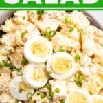 pin for potato salad recipe
