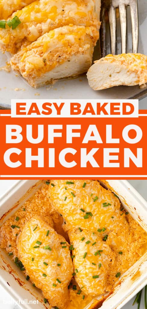 pin for buffalo chicken recipe