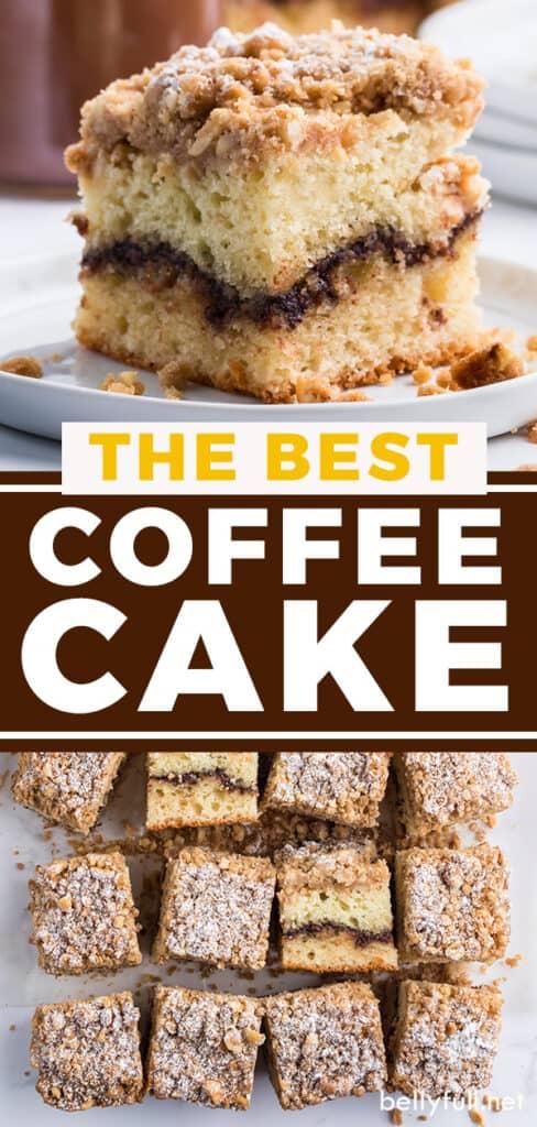 pin for coffee cake recipe