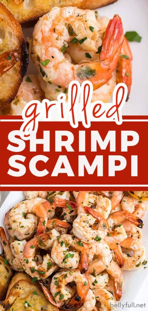 pin for grilled shrimp scampi recipe