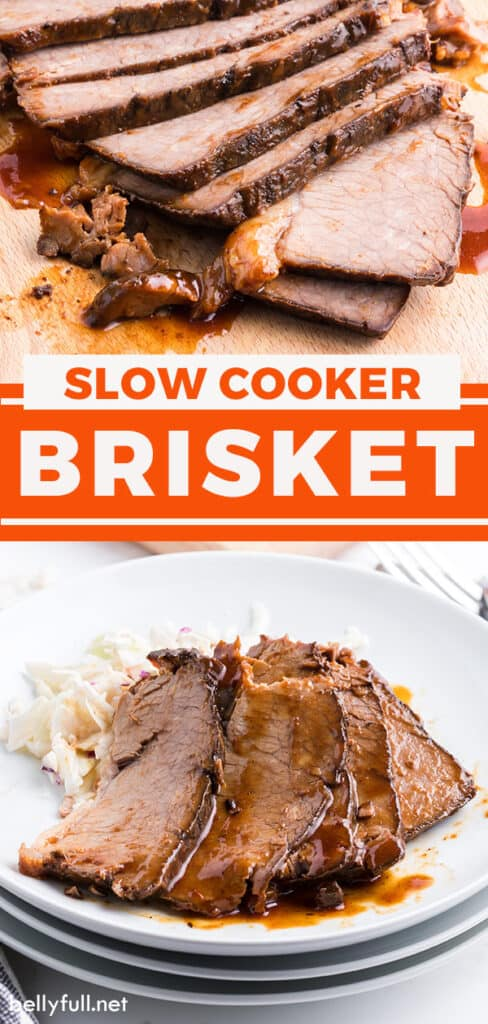 pin for slow cooker brisket recipe