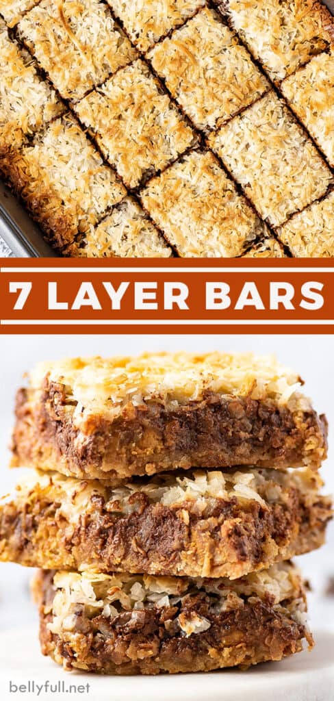 2 picture pin for 7 layer bars recipe