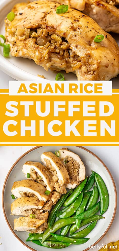 pin for stuffed chicken breasts recipe